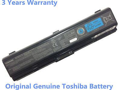New Genuine Original Toshiba Satellite L505D battery PA3534U-1BRS 6 Cells 44wh