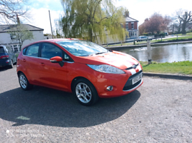 Fiesta 1.4 tdci excellent condition full mot £20 a year road tax