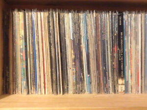 Getting rid of your record collection give me a call or text