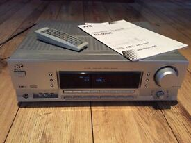 JVC RX 5062S audio video Control Receiver - Cinema Surround 5.1 amp Amplifier