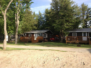 Cancellation - sell off on select cottage rentals.