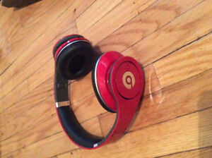 Beats by Dre studio first generation over ear headphones