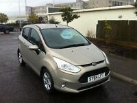 Ford B-Max 1.0T ( 100ps ) EcoBoost 2013.5MY Zetec