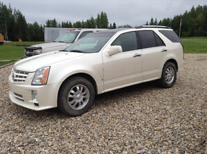 2008 Cadillac SRX Leather SUV, Crossover