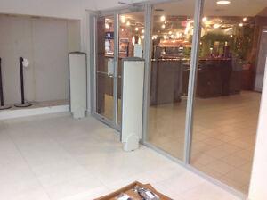 Installation portique antivol RF et Sensormatic (remis a neuf ) West Island Greater Montréal image 4
