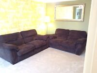 Harveys 2 and 3 seater sofas