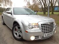 Chrysler 300C 3.0 CRD V6 LUX 4dr NEW MOT,HPI CLEAR