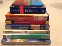 Politics / International Relations books