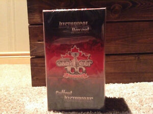 CFL Boxset commemorative card 100th anniv, Grey Cup -unopened