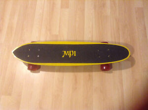 Brand new skateboard cruiser