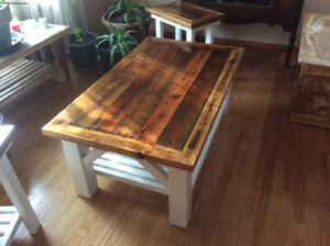 Coffee table Rustic,Antique barnwood!