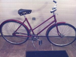 """Vintage Ladies Royal Enfield """"Rare"""" Bicycle"""