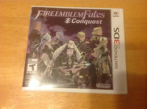 mint Fire Emblem Fates: Conquest