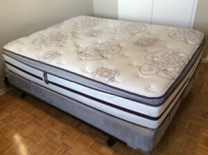 Beauty rest bed queen size