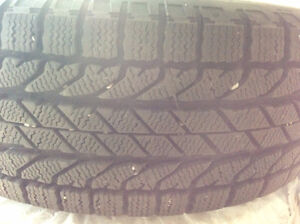 Nissan Juke 4 Winter tires Kitchener / Waterloo Kitchener Area image 3