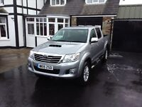 Toyota Hilux Invincible NO VAT.