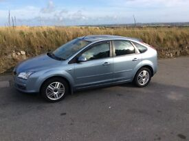 Ford Focus Automatic Ghia 66,000 miles only