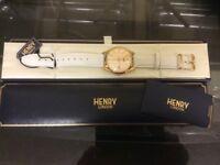 Henry London watch
