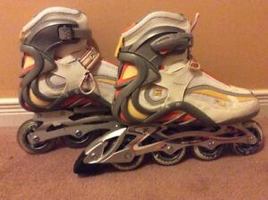 Inline Skates: Fila Eve Pro 8