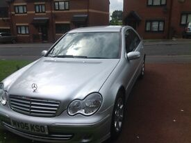 For sale Mercedes c 180