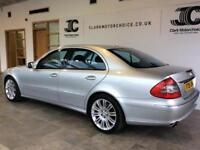 2009 Mercedes-Benz E Class 3.0 E320 CDI Sport 7G-Tronic 4dr Diesel silver Automa