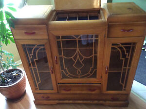 Antique Kitchen/  Dining Cabinet