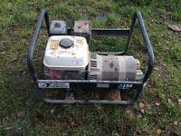 2.6kva honda generator