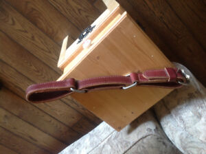 Western Hobbles, leather, brand new