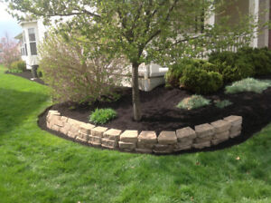 TRIPLE MIX - TOP SOIL - MULCH - SAND DELIVERED AND INSTALLED