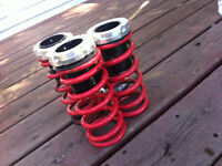 ajustable coilover springs obo!
