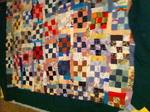 HUGE Quilt Topper ready to finish