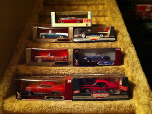 CLOSE TO 2000 1:18 SCALE DIE-CAST CARS