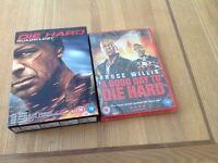 Die Hard Series DVD's