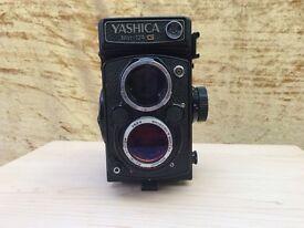 Yashica Mat-124G Camera