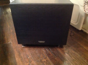 Subwoofer 10 inch heavy 45lbs