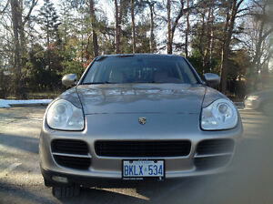 2004 Porsche Cayenne S *Accident free car*