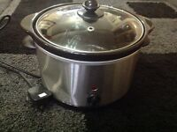 George Home SLOW COOKER 3L