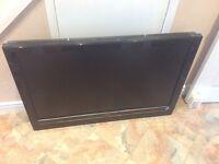 Hitachi 42 inch LCD TV screen