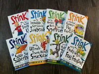 Stink Moody Chapter Books