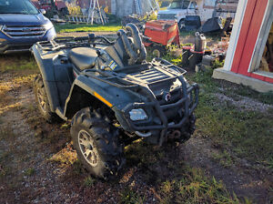 2008 Can Am Outlander 800XT