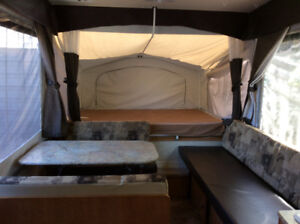 2014 10ft Palomino Real Lite 1002 tent trailer