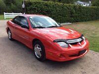 2002 Pontiac Sunfire Coupe (2 door)