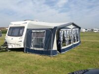 Bailey patent Sancerre s7 2010 with awning