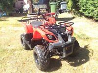 Condor quadbike 125cc