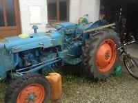 Dexta tractors