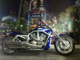 2004 Harley-Davidson V-ROD VRSCA Two-Tone (06MY) Petrol Manual