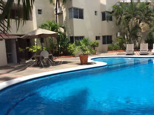 NOW BOOKING - Puerto Vallarta  Condo -One block from the beach