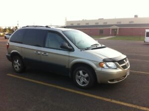 2007 Dodge Grand Caravan Minivan, Van
