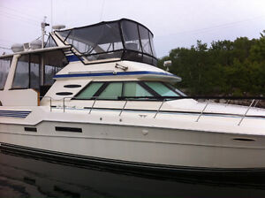 "1987 Sea Ray Aft Cabin Motor Yacht ""Celtic Star"""