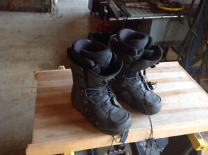 Snow Board Boots Size 9.5